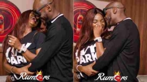 Singer, 2Face and Annie Idibia all Loved up in New Photos